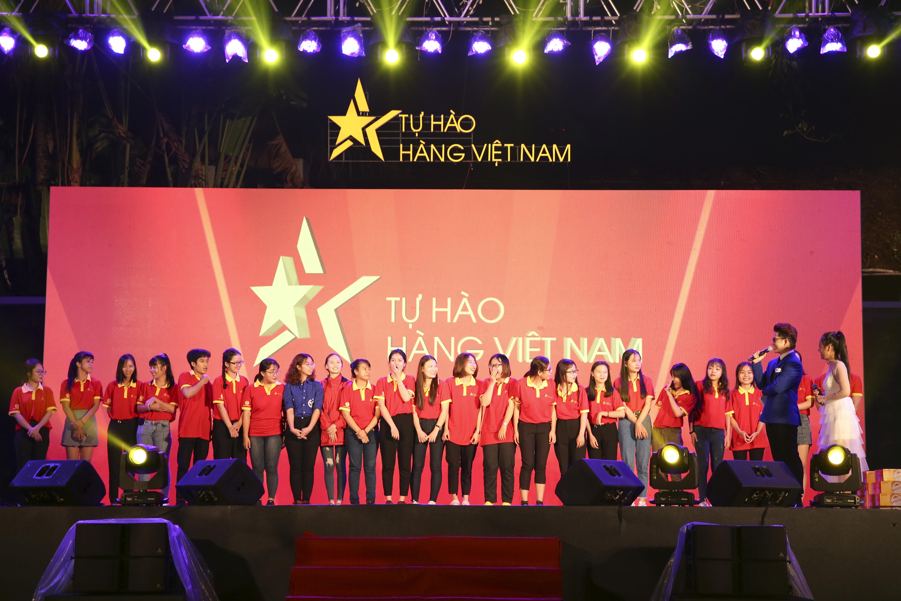 Tự hào hàng Việt 2019