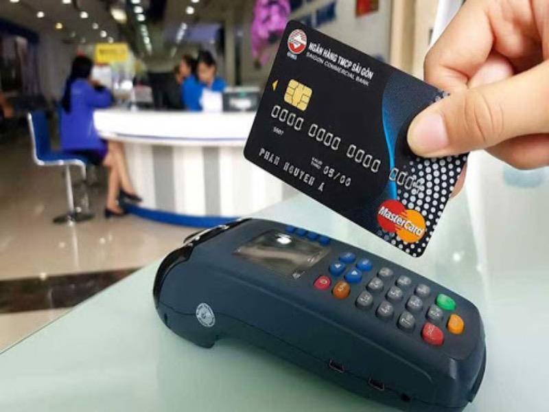 Dự kiến từ 31/3/2021, ngân hàng chỉ phát hành thẻ chip thay cho thẻ từ