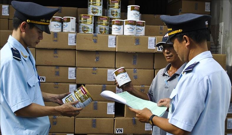Mô hình mới về kiểm tra chất lượng, an toàn thực phẩm hàng nhập khẩu