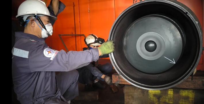 Các PXSC EPS tập trung thực hiện nhiệm vụ kép vừa chống dịch, vừa đảm bảo sản xuất điện
